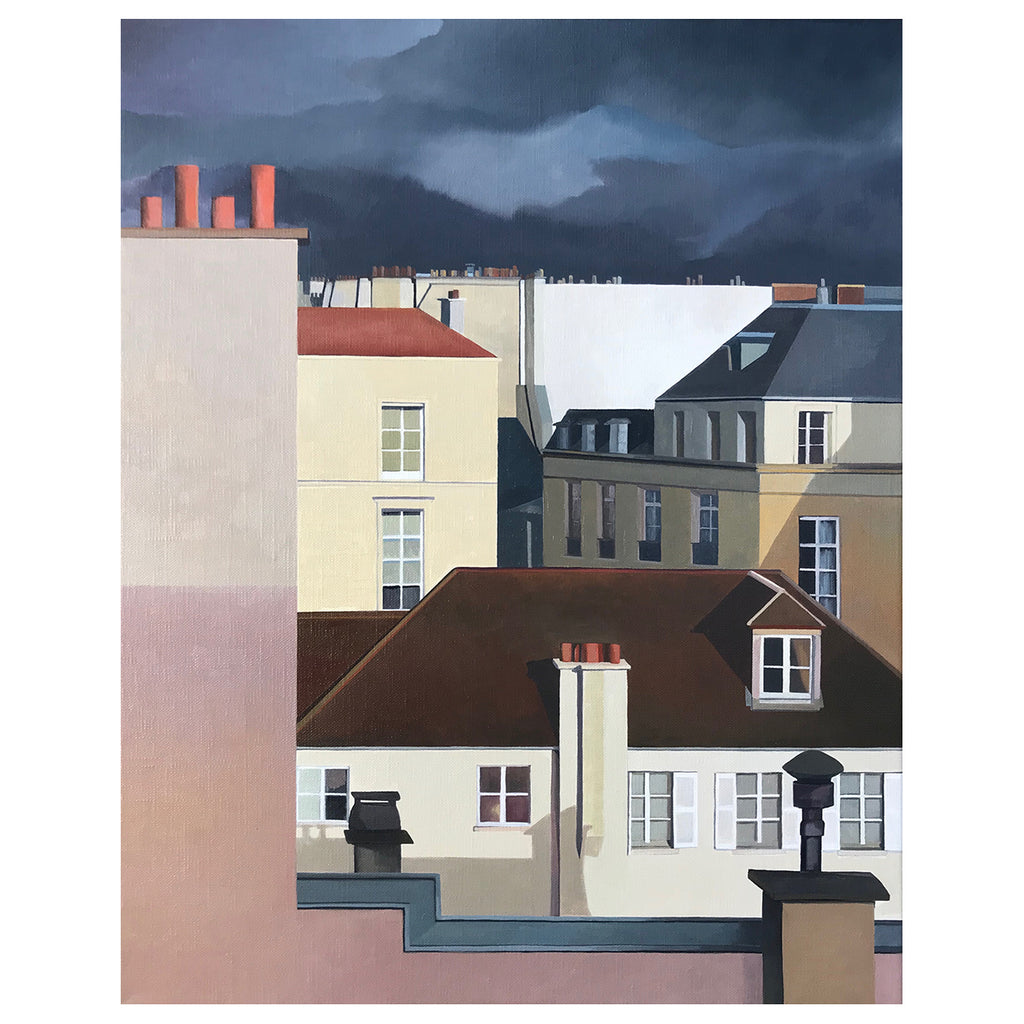 Marie Lenclos - Before the Storm, 2020