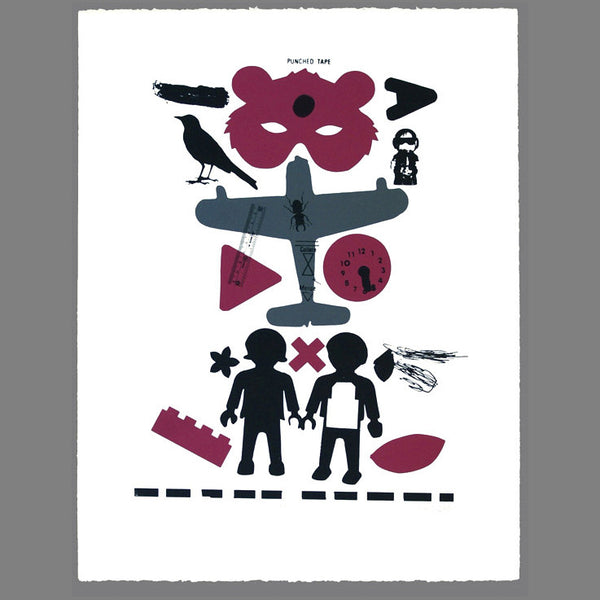 Gary S Holt Family Tree screenprint