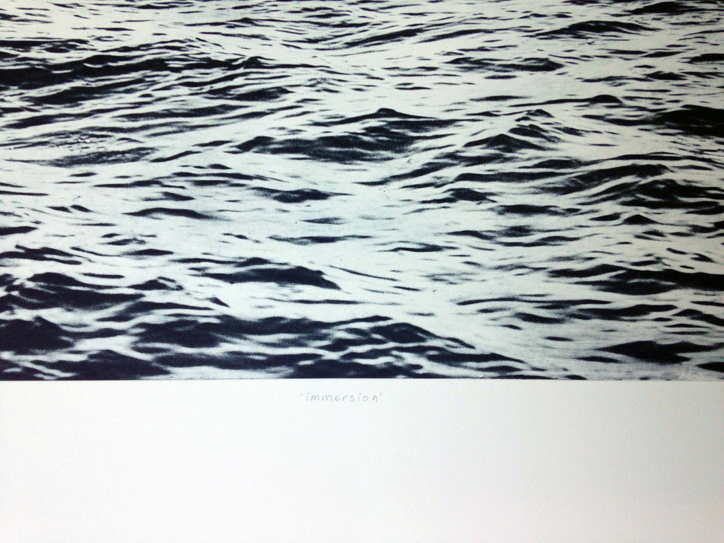 Sarah Duncan Prints at Gas Gallery : Immersion