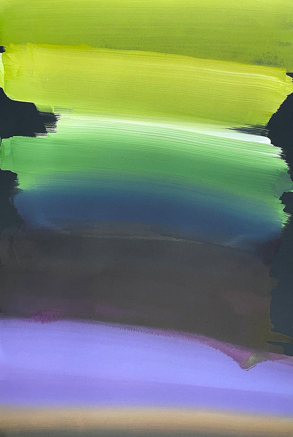 Ptolemy Mann -  Indian Odyssey (Lime Lavender)  2021