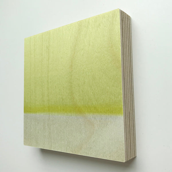 Night Falls Yellow #1 - Christine Wilkinson