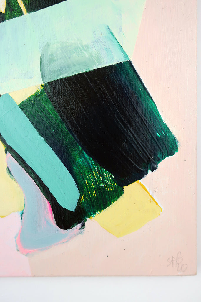 Marleen Pennings :  Colour Study Panel #3