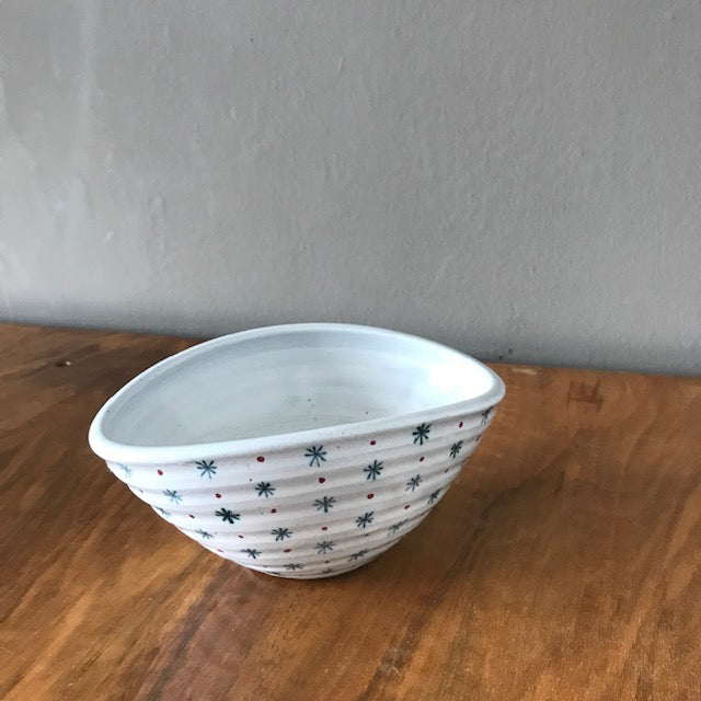 Small Rye Pottery 1950's bowl
