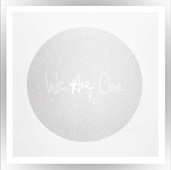 Lauren Baker - We Are One - White Dust