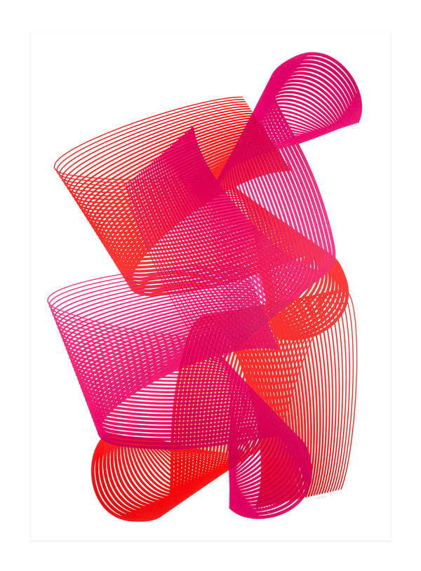 Kate Banazi abstract limited edition prints