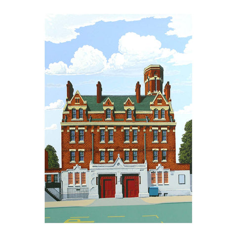 Martin Grover - The Old Fire Station 2016