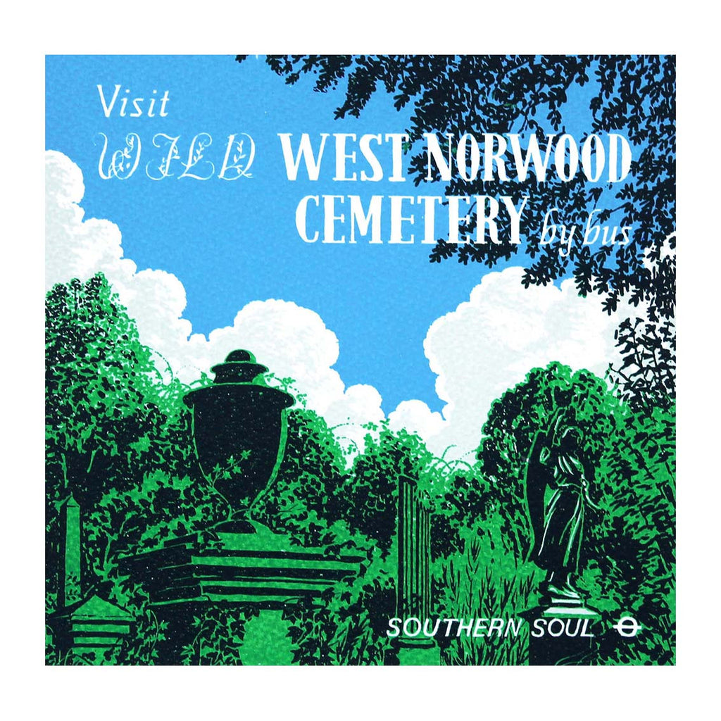 Martin Grover - Wild West Norwood - 2014