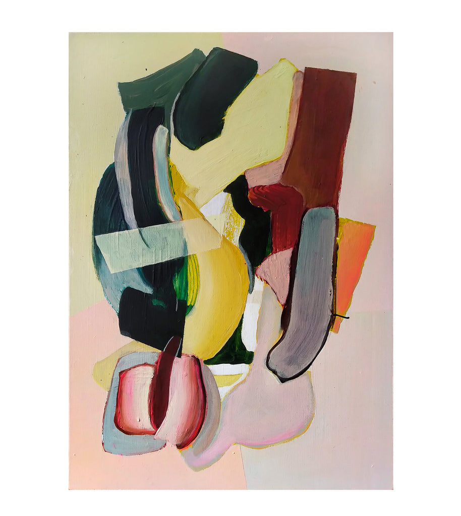 Marleen Pennings :  Colour Study Panel #2