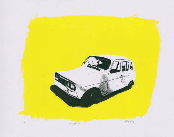 Anna Marrow - Renault 4