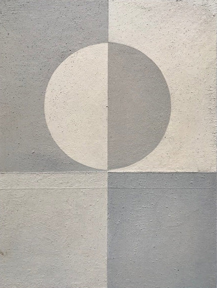 Jane Fredericks -  Colour Study Greys #1  - 2020