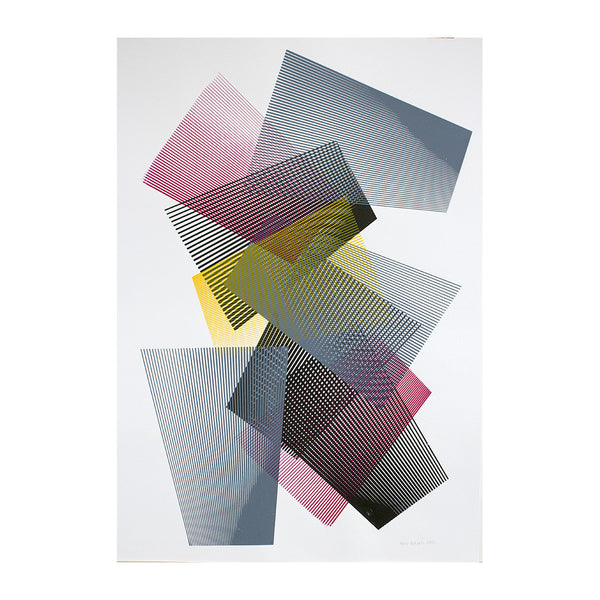 Kate Banazi serigraph prints : Gas Gallery