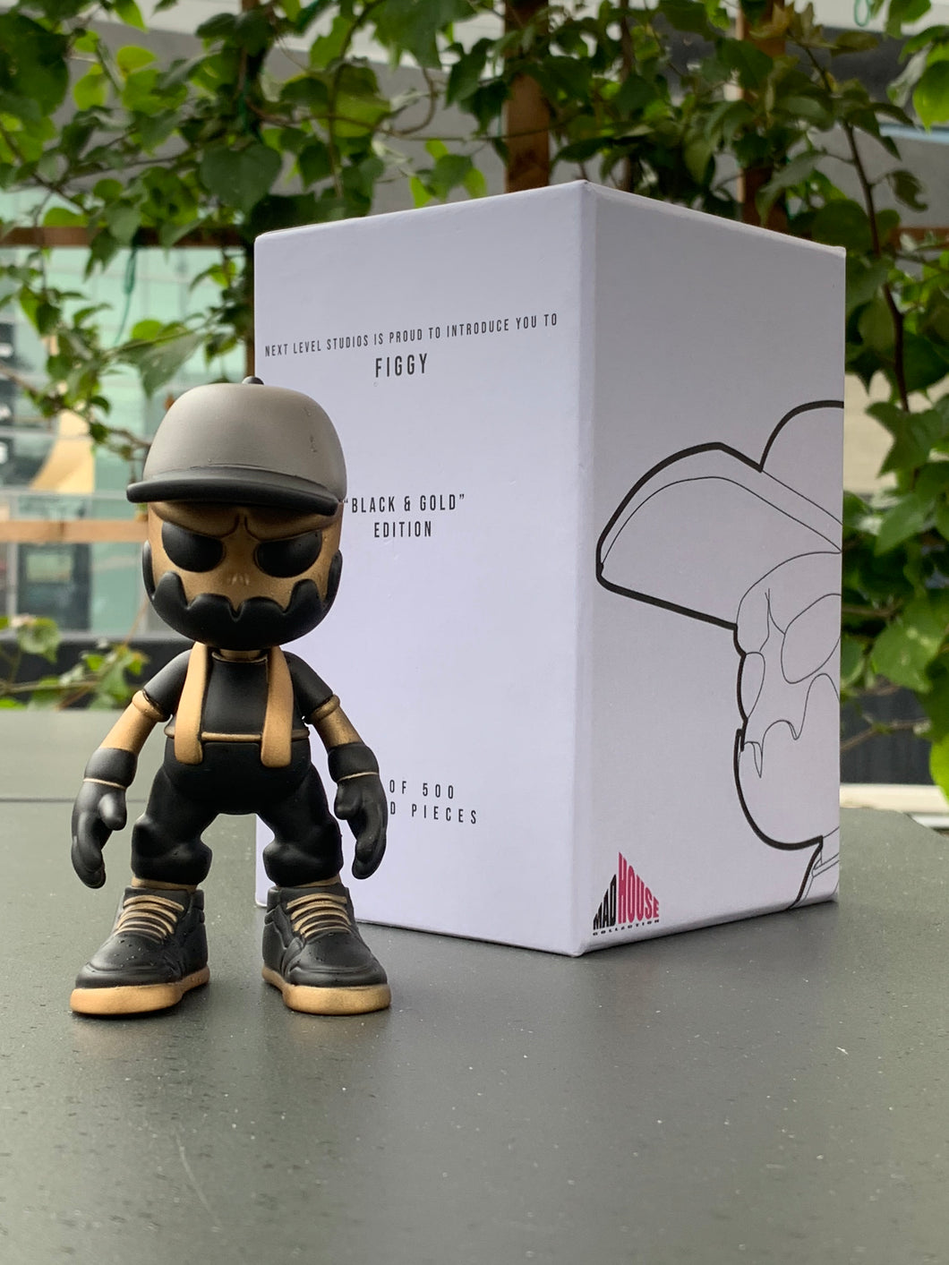 Figgy - Collectible Figure LE:500