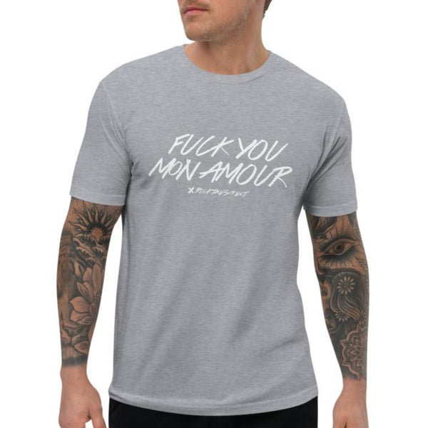 T-Shirt - F You Mon Amour