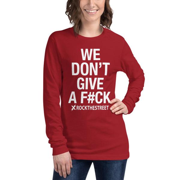 Long Sleeve Top - WDGAF