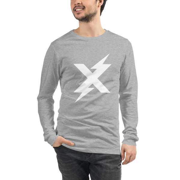 Long Sleeve Shirt - Big X