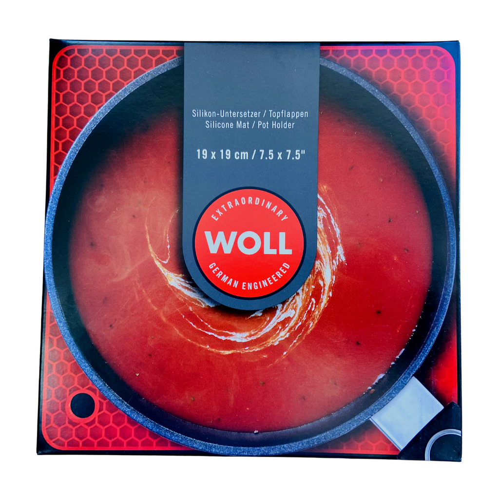 WOLL Square Silicone Pot Holder