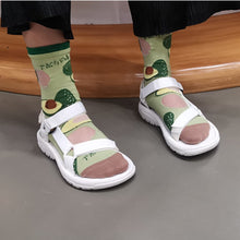 Load image into Gallery viewer, AVOCADO Calf Socks