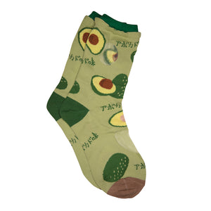AVOCADO Calf Socks
