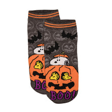 Load image into Gallery viewer, Halloween Snoopy Ankle Socks