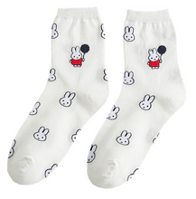Load image into Gallery viewer, Miffy Calf Socks