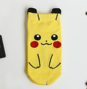 Pikachu Ankle Socks