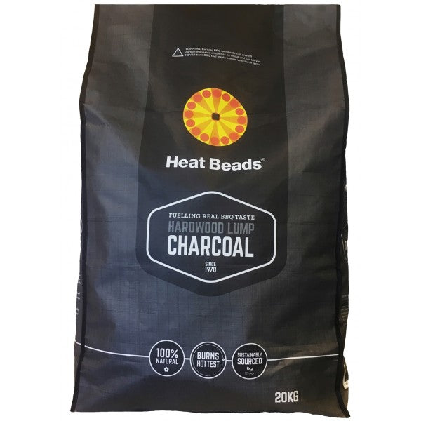 20kg Heat Beads Charcoal