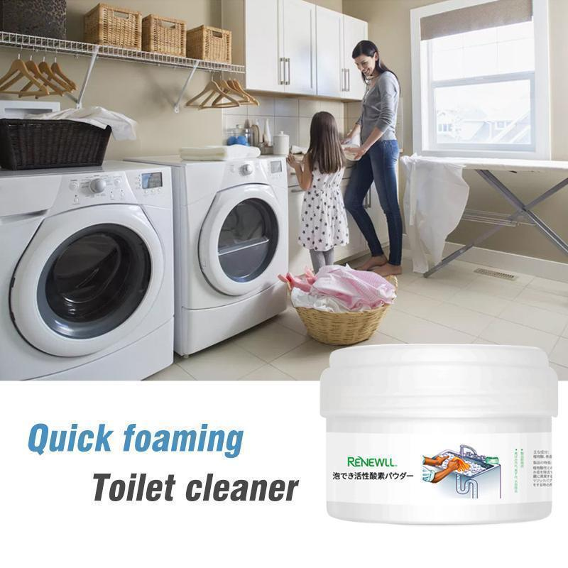 Quick Foaming Powder Cleaner