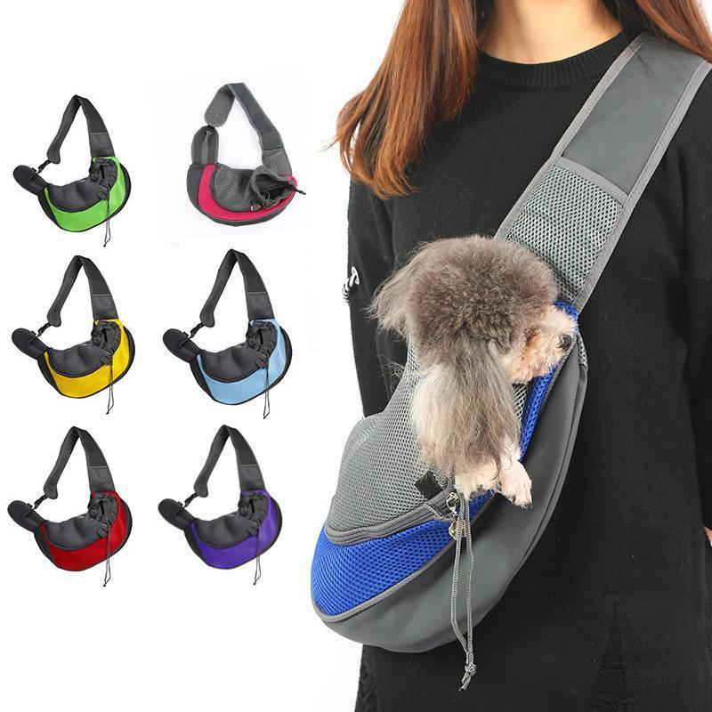 Soft Sling Pet Carrier Bag