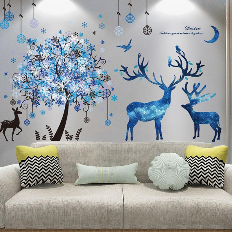 3D Wall Sticker Wall Decoration