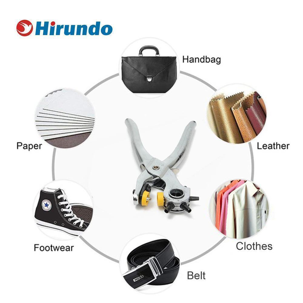 Hirundo Multifunctional Hole Punch Tool