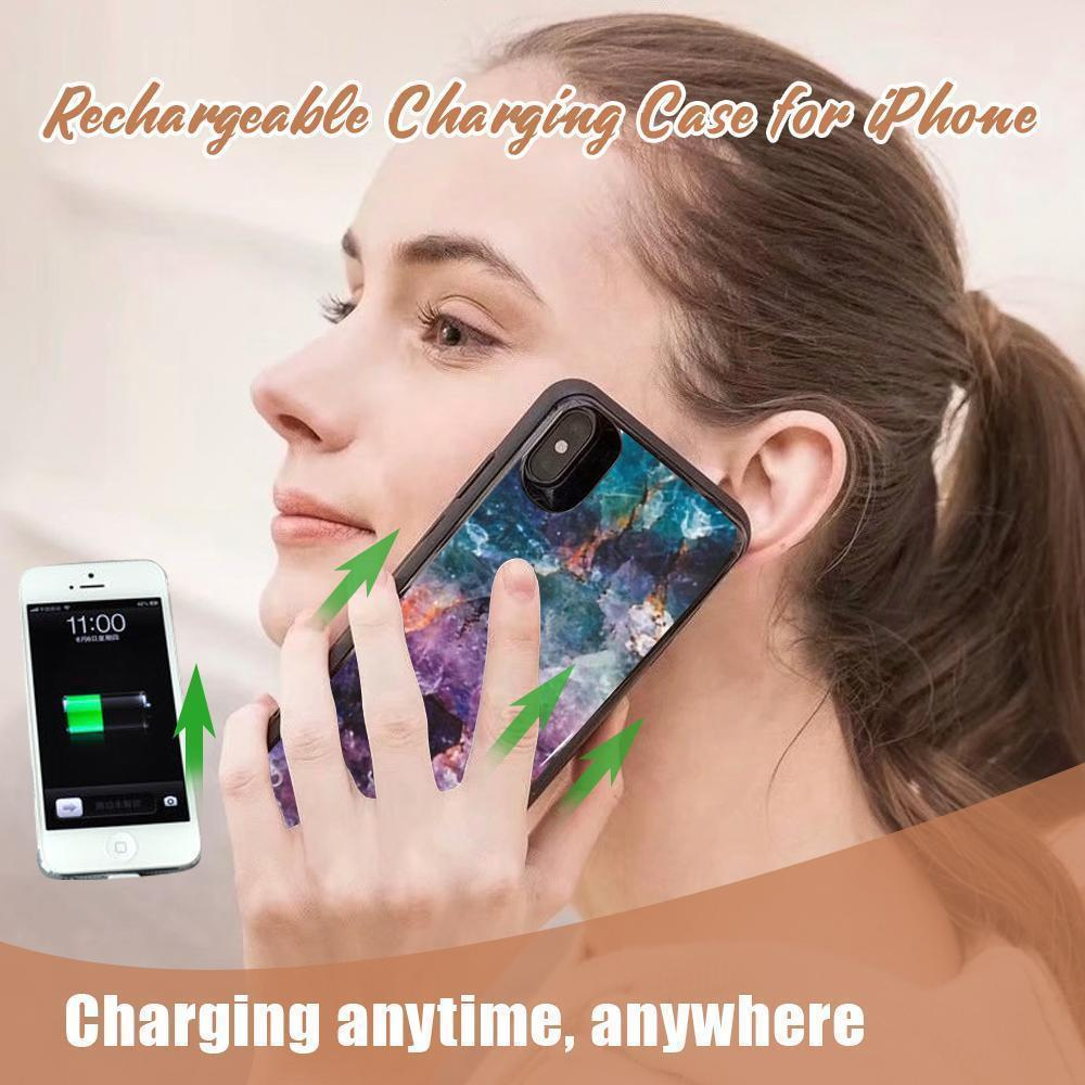 Rechargeable Charging Case for iPhone