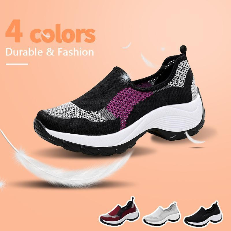 Outdoor Breathable Mesh Sneakers