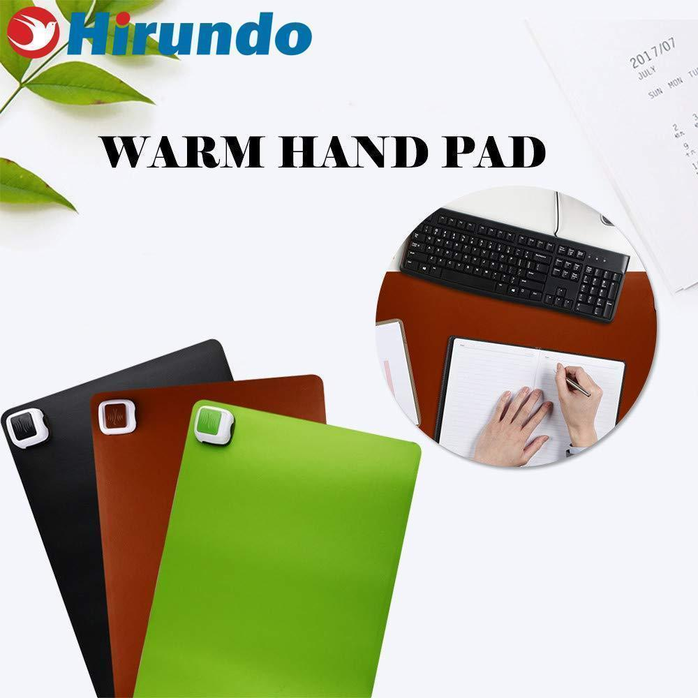 Heating Table Mat Learning or Working Without Freezing Hands