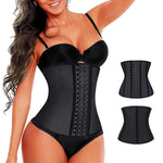 Load image into Gallery viewer, Waist Trainer Corset Breathable Invisible Shaper Training
