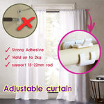 Load image into Gallery viewer, Magic Adjustable Curtains Organized Storage Rack