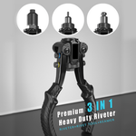 Load image into Gallery viewer, Premium 3 in 1 Heavy Duty Riveter【Last Day 50% OFF Promotion】