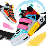 Load image into Gallery viewer, Unisex Couple Running Velcro Sneakers