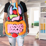 Load image into Gallery viewer, New Body Anatomy Apron