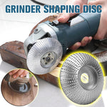 Load image into Gallery viewer, ULTIMATE WOOD ANGLE GRINDER WHEEL