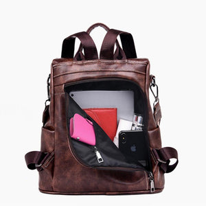 Herald Fashion Women Anti-theft Backpack