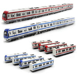 Load image into Gallery viewer, Magnetic Train Model Toy