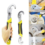 Load image into Gallery viewer, Universal Wrench Set (2 PCs)
