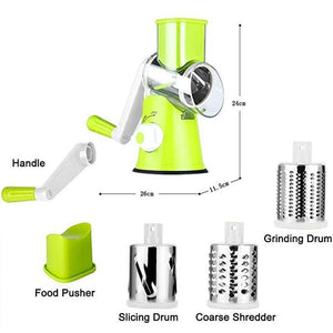 Multifunctional Vegetables Cutter and Slicer