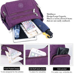 Load image into Gallery viewer, Large Capacity Ladies Waterproof Shoulder Bag, 10 Colors