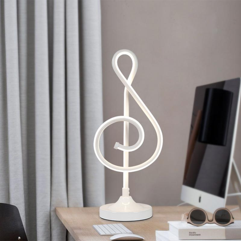 Musical Note Lamp