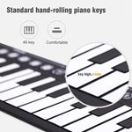 Load image into Gallery viewer, Roll-Up Digital Piano