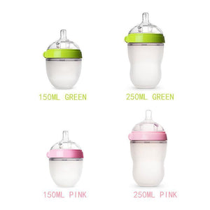 Natural Feel Baby Bottle