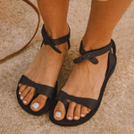 Load image into Gallery viewer, Simple Buckle Open Toe Casual Sandals