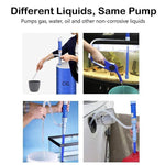 Load image into Gallery viewer, Battery-Operated Liquid Transfer Siphon Pump