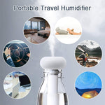 Load image into Gallery viewer, Portable Mini Water Bottle Caps Humidifier